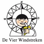 Logo vier windstreken